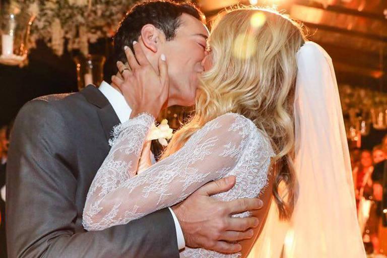 Casamento de Ticiane Pinheiro e César Tralli