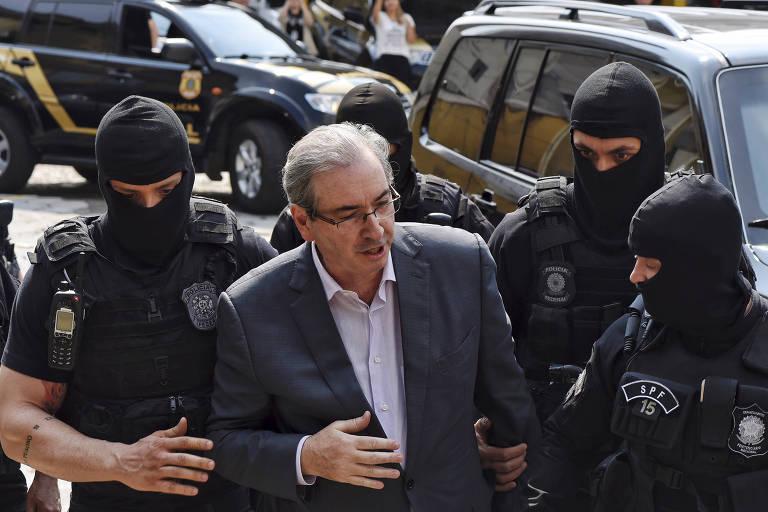 Auge e queda de Eduardo Cunha
