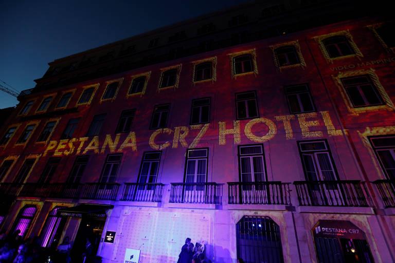 Hotel Pestana CR7 em Lisboa