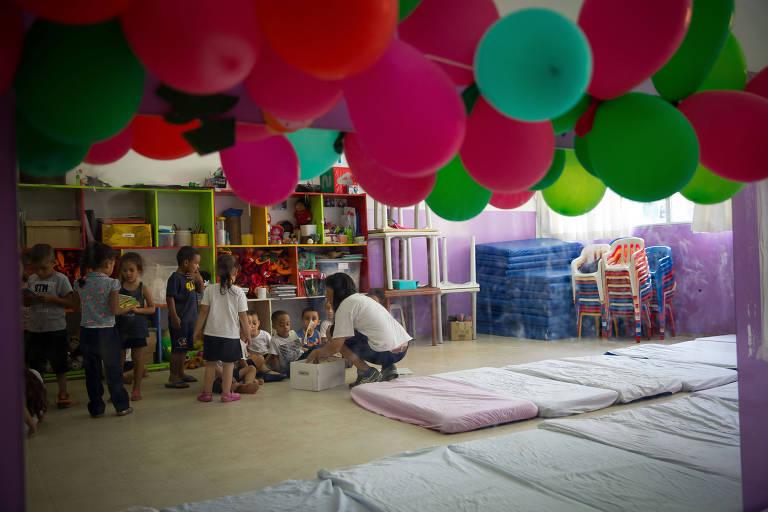Creche Anglicana em Paraisópolis