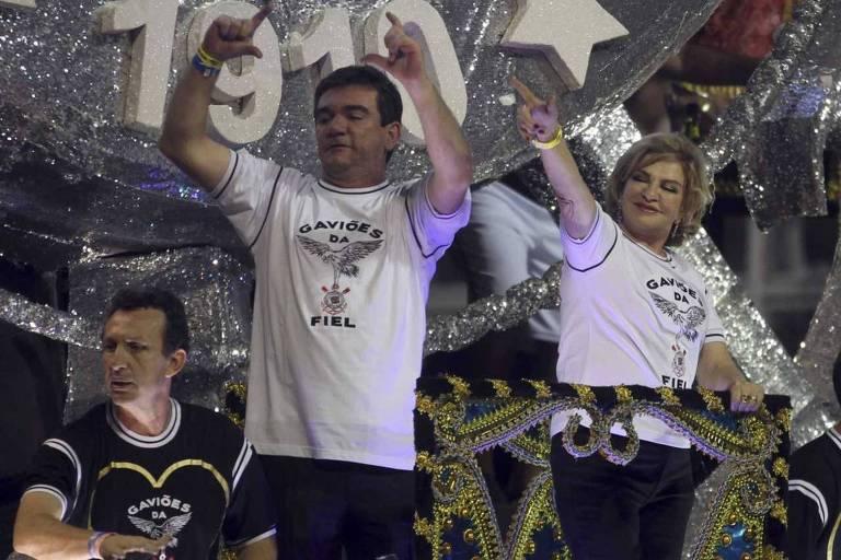 Justiça torna presidente do Corinthians réu por crime tributário