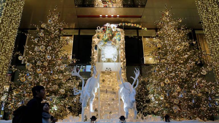 Decorações de Natal pelo mundo