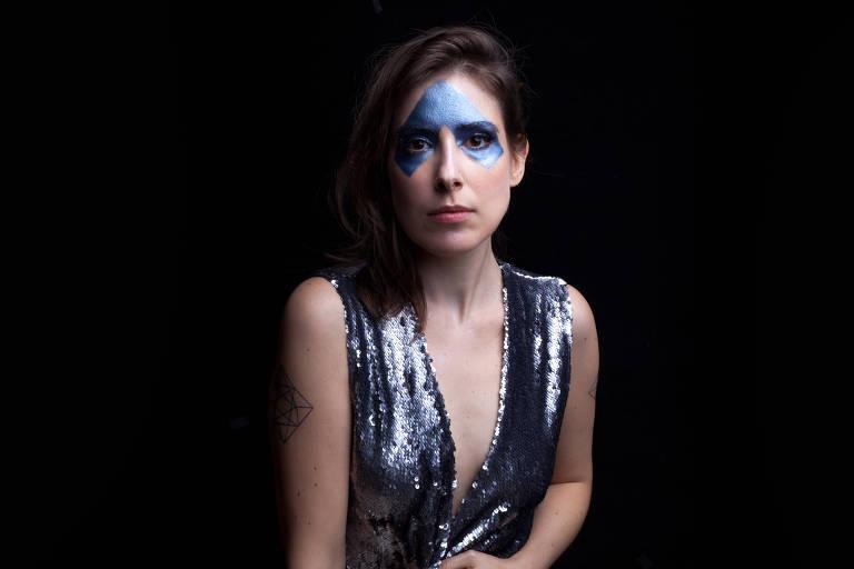 A cantora Lara Aufranc lança disco no Sesc Bom Retiro