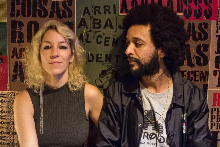 Karina Buhr e Max B.O. estreiam show conjunto