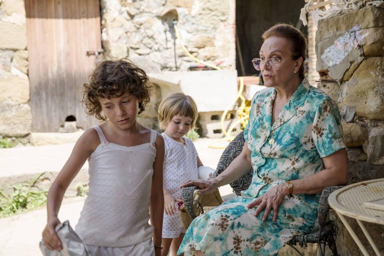 Cena do filme 'Verão 1993', candidato da Espanha ao Oscar 2018 na categoria filme em língua estrangeira