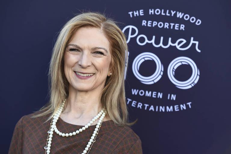Dawn Hudson, diretora da Academia do Oscar