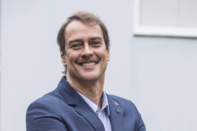 """Marcello Antony interpreta Edgar em """"Malhação Viva a Diferença"""""""