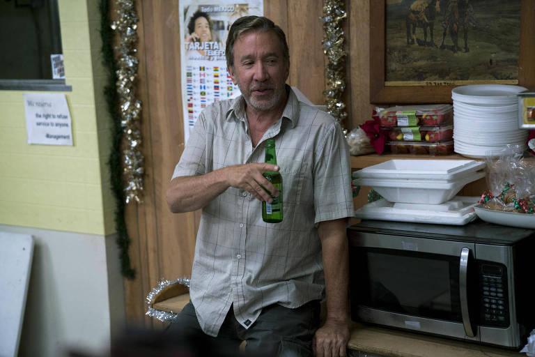"""Cena do filme """"Natal em El Camino"""""""