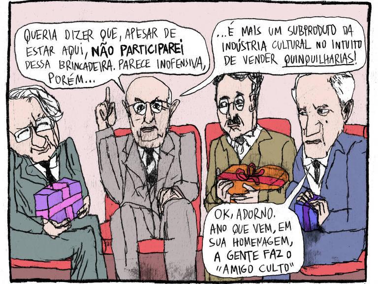 cartum sobre previdência – Rafael Corrêa
