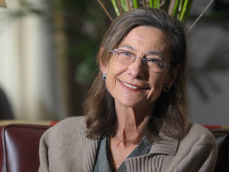 A fil�sofa francesa Judith Miller