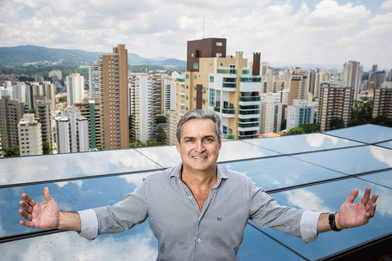 O imunologista Gabriel Victora, 40, que recebeu 'bolsa para gênios da Fundação MacArthur