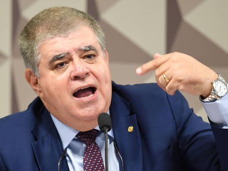 Ministro da Secretaria de Governo, Carlos Marun