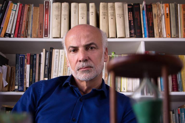 O economista Nildo Ouriques (PSOL)