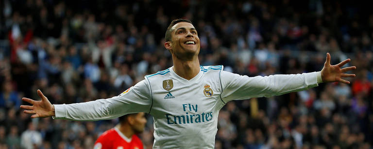 Cristiano Ronaldo – Javier Barbancho/Reuters