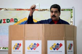 (27)VENEZUELA-CARACAS-POLITICA-ELECCIONES