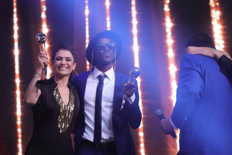 'Troféu Domingão – Melhores do Ano 2017'