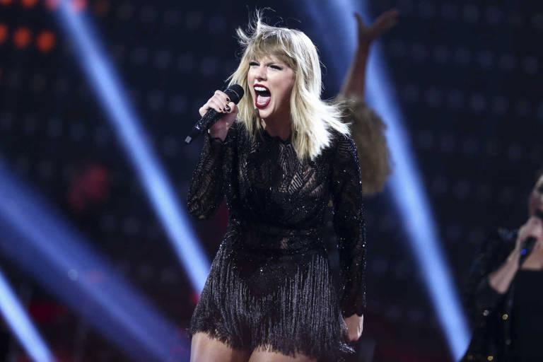 Taylor Swift se apresenta nos Estados Unidos; tudo indica que sua vinda ao Brasil acontecerá em setembro
