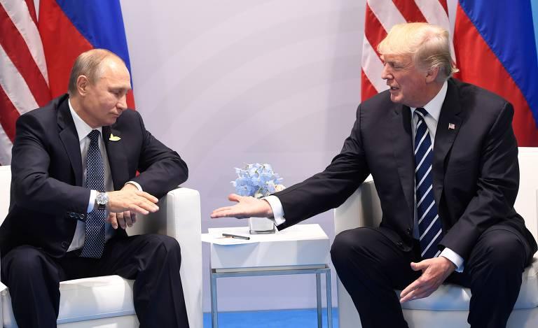 Donald Trump em 2017