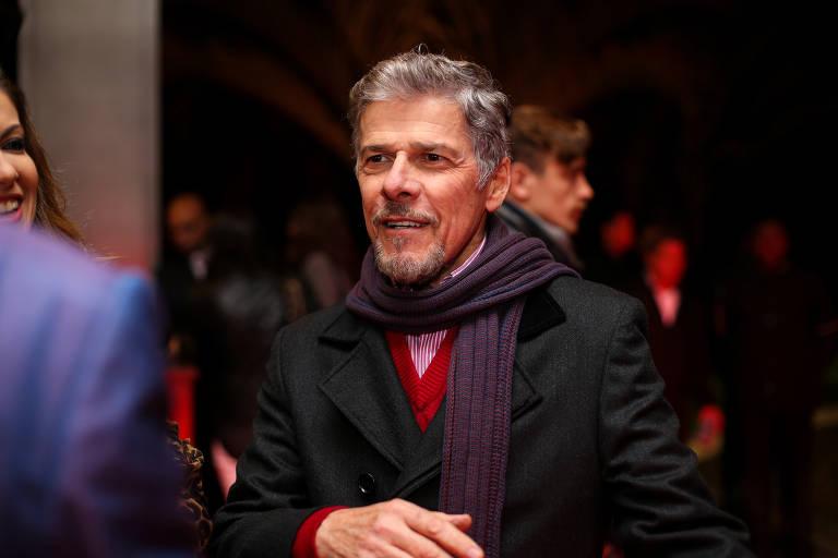 O ator José Mayer