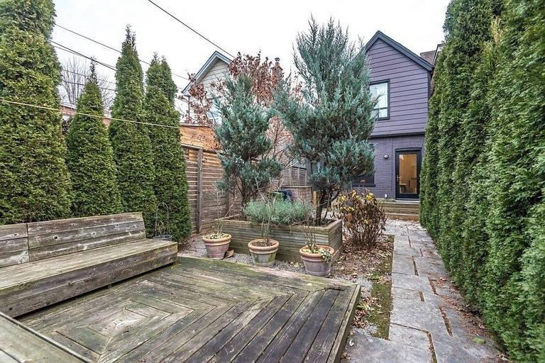 A casa de Meghan Markle em Toronto