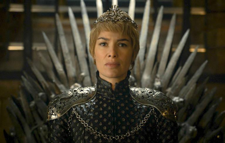 Lena Headey como Cersei
