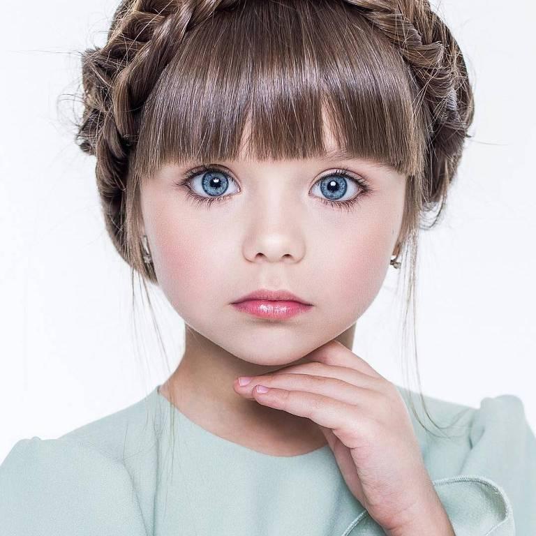 Foto de uma menina 11