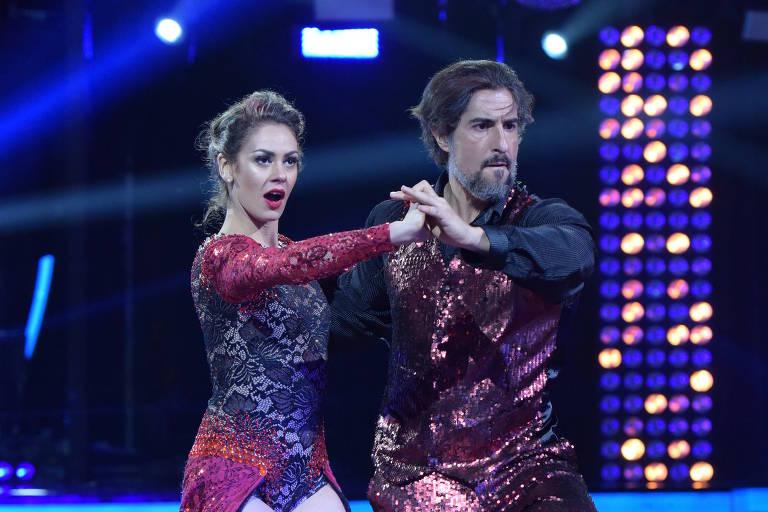 "Marcos Mion participa do especial de fim de ano do ""Dancing Brasil"", apresentado por Xuxa na na Record"
