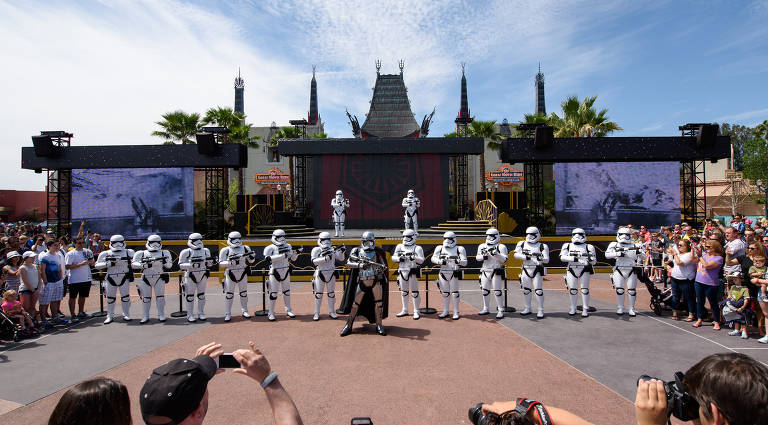 Star Wars na Disney