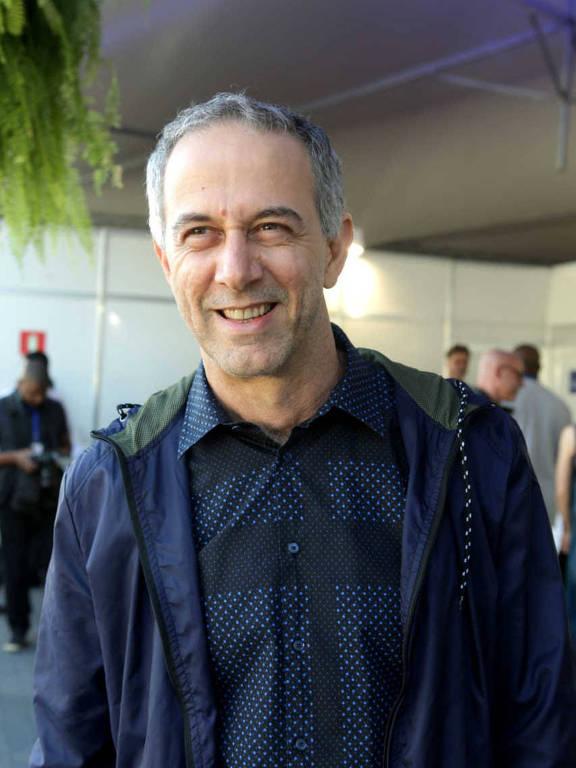 João Barone, 55, baterista do grupo Os Paralamas do Sucesso