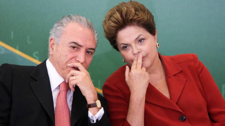Trajetória de Dilma Rousseff