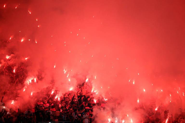 Flamengo x Independiente da Argentina