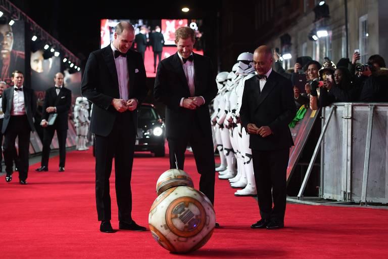 'Star Wars: Os Últimos Jedi' - Estreia em Londres