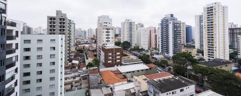 SAO PAULO, SP, 06.11.2017, 14h: UP, da Tarjab, que fica na Rua General Chagas Santos, 253. Empreendimentos no bairro da Saúde, que aparece em segundo lugar na lista de bairros com compradores mais fiéis. (Foto: Rafael Roncato/Folhapress, SUP. ESPECIAIS - MORAR) ***EXCLUSIVO FOLHA***