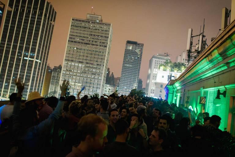 A festa Pilantragi realiza sua última edição do ano no Air Rooftop