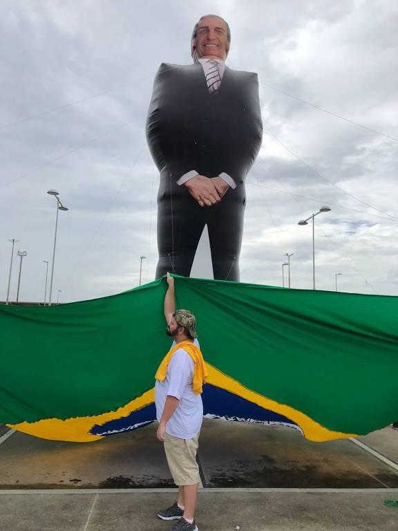 Bolsonaro em Manaus