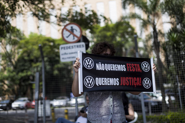 Volkswagen e a ditadura