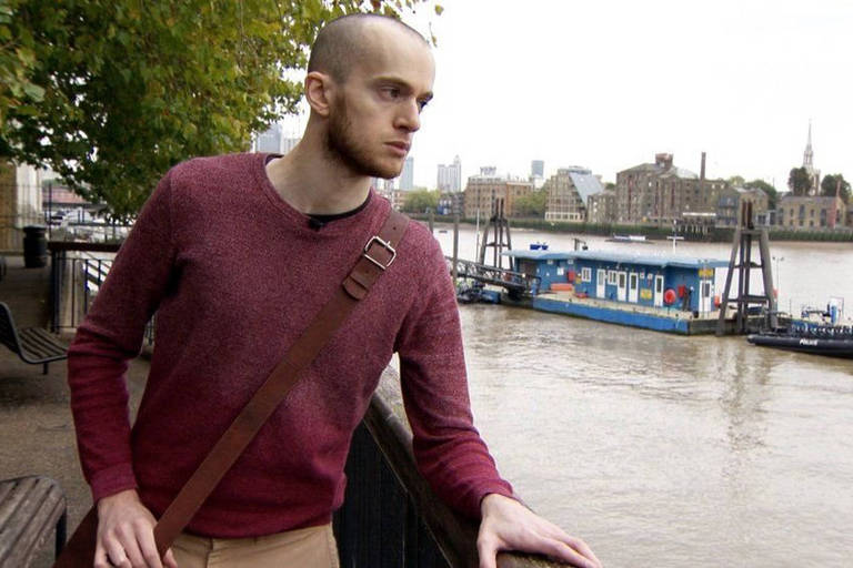 Daniel trabalha como michê no Reino Unido há dez anos