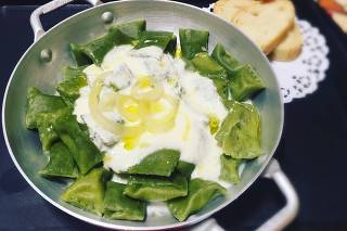 'Moderninha', rotisseria CucinaDella Pasta serve receitas com cara de vó