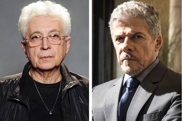 Aguinaldo Silva e José Mayer