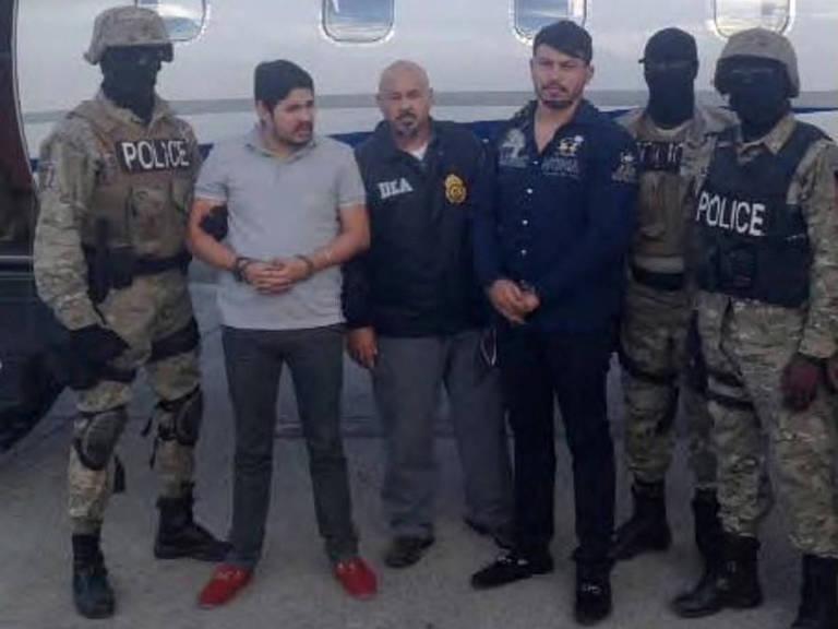 Efraín Campo e Francisco Flores presos; sobrinhos de Cilia Flores são condenados a 18 anos de prisão