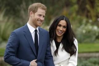 Casamento de príncipe Harry e MeghanMarkle tem data marcada
