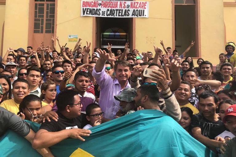 Bolsonaro no Amazonas