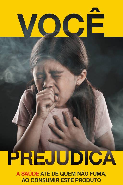 Novas advertências a fumantes