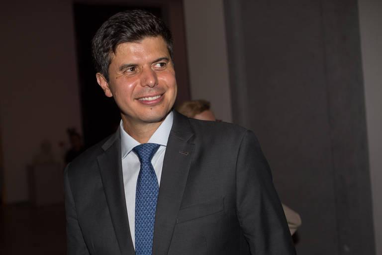 Frederico Trajano, presidente da Magazine Luiza; empresa vai investir em logística em 2021 para diminuir tempo de entrega de produtos