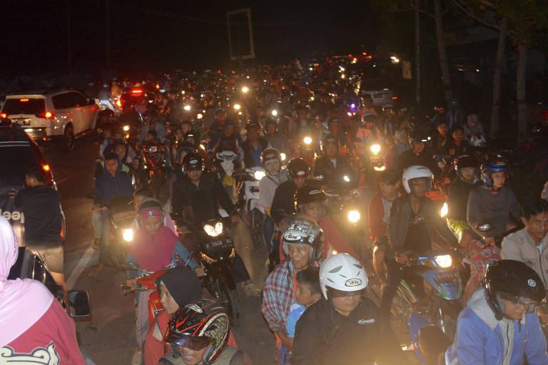 Terremoto na Indon�sia