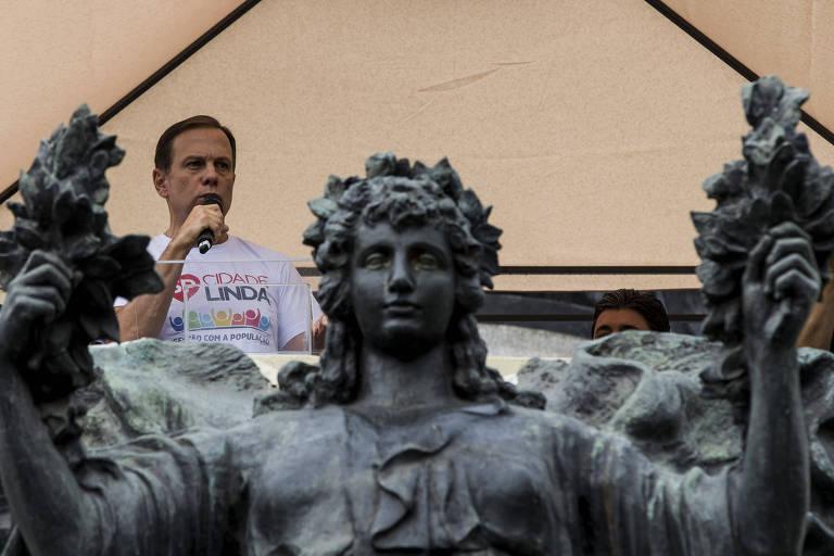 Pra�a Ramos de Azevedo revitalizada