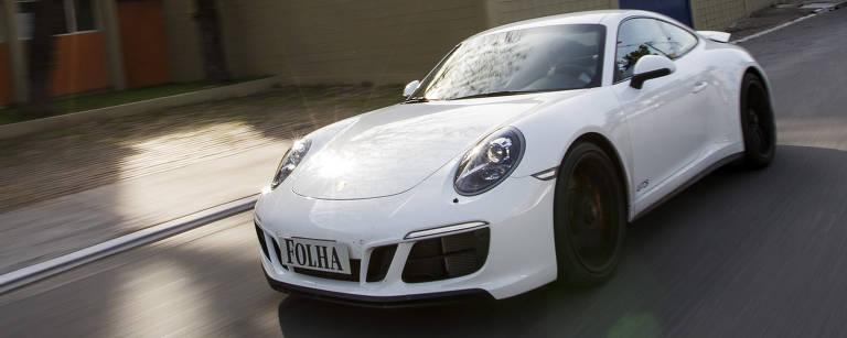 Porsche 911 GTS, o mais rápido do ano na pista de testes – Adriano Vizoni/Folhapress