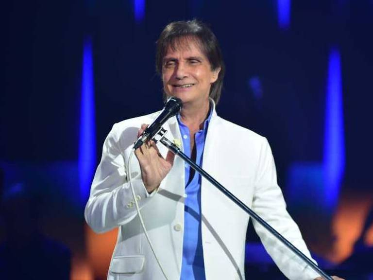 O cantor Roberto Carlos Mauricio Fidalgo/Divulgação