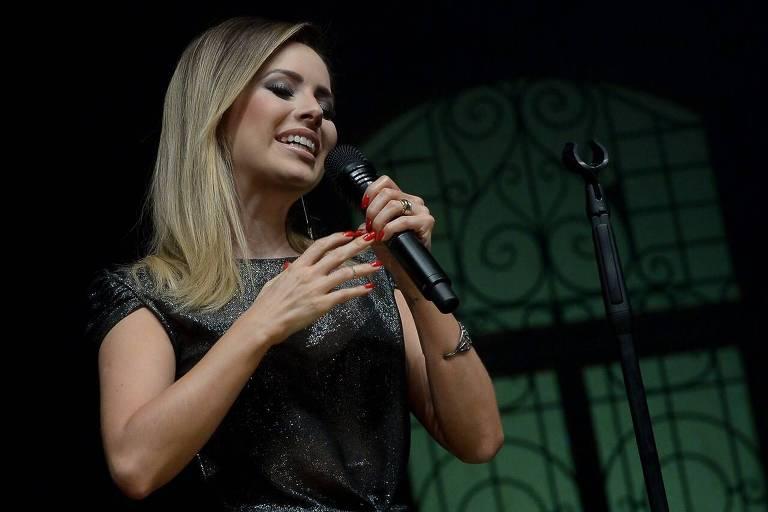 Após seis anos, Sandy retorna ao Citibank Hall com turnê 'Meu Canto'