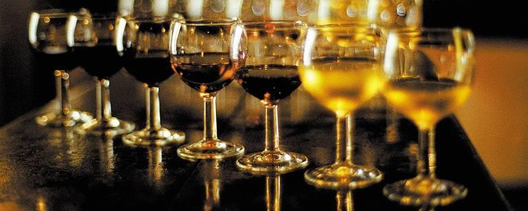Taças de vinho – Heloisa Lupinacci/Folhapress